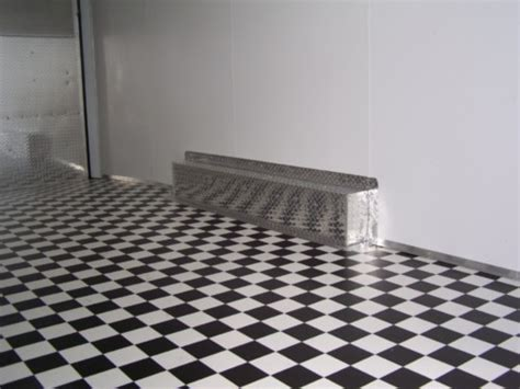 floor covering for trailer interior choice of atp rtp or vinyl 27 50 x trailer length