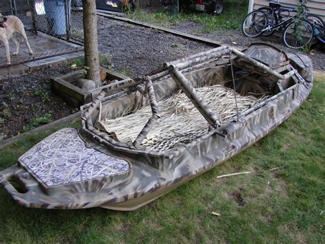 layout boat materials okay so the only hunting i ve ever done is bargain