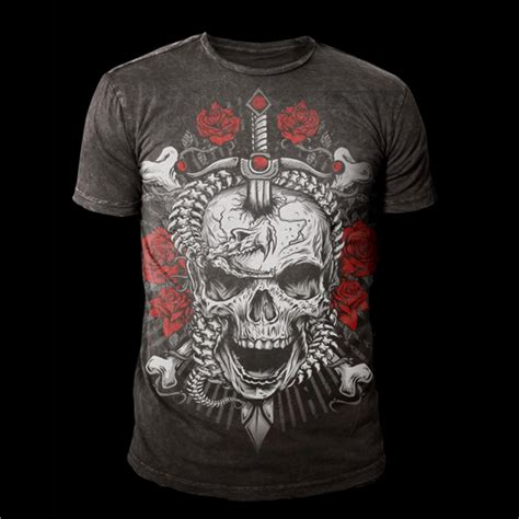 Skull The Shirt skull t shirt artee shirt