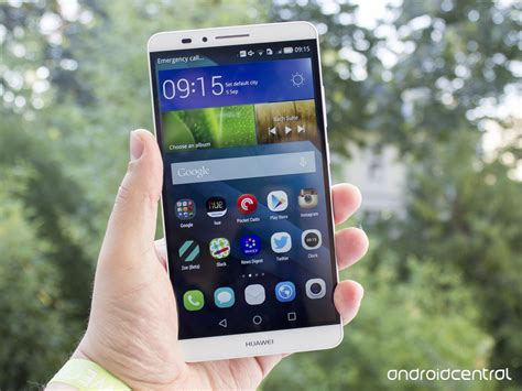 Hp Huawei 6 Inchi on with the 6 inch huawei ascend mate 7 android