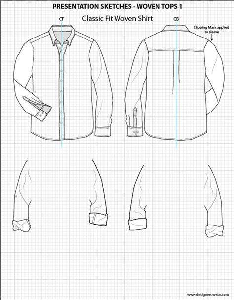 T Shirt Flat Sketches by Mens Flat Fashion Sketch Templates My Practical Skills