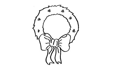 ornaments to draw how to draw a wreath ornament everything 4