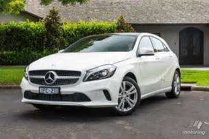 mercedes a class 2016 review motoring au