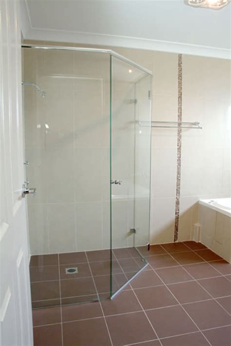 Shower Screen Glass by Shower Screens Rooms Custom Made To Order O