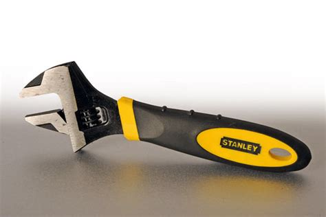 Stanley Adjustable Wrench 6 Inch 90 947 Promo B10 70001 power tools archives best power and tools