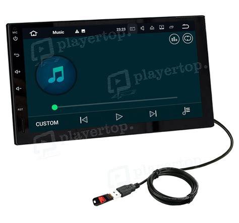 autoradio  din gps android  player top