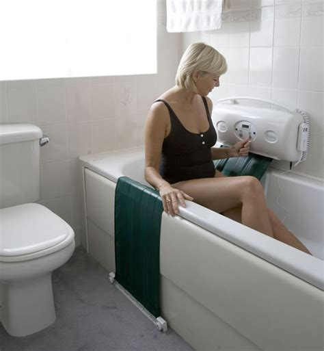 bathtub aids for the elderly relaxa bath lift