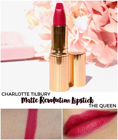 Original 100 Makeup Revolution Iconic Matte Lipstick tilbury matte revolution the lipstick
