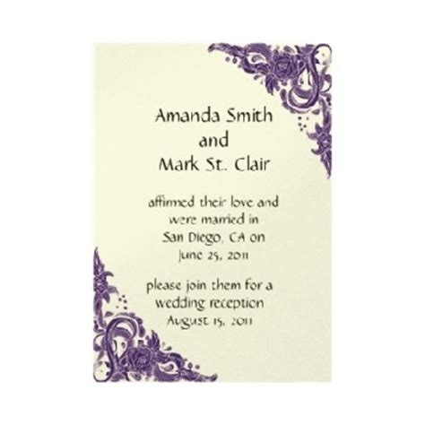 17 images about wedding reception invitations on receptions response cards and