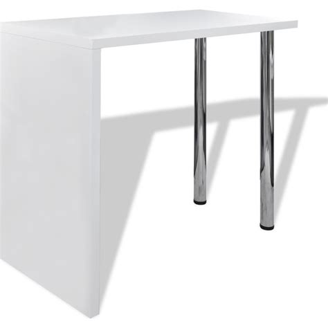 Standing Bar Table Modern Indoor Standing Bar Table High Gloss White Buy Bar Tables Sets