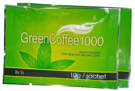 Coffee Green 1000 green coffee 1000