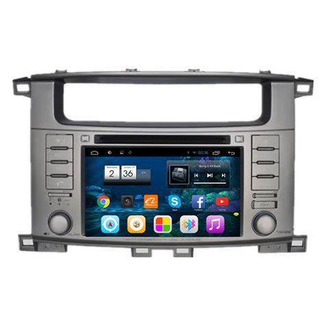 vehicle repair manual 2000 toyota land cruiser navigation system 7 quot android car multimedia gps navigation dvd radio toyota land cruiser 100 lc100 1997 1998 1999