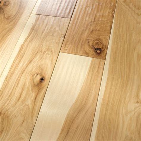 hand scraped laminate flooring reviews 6 quot hickory amish handscraped flooring engineered hardwood