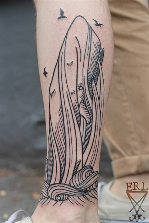 moby dick tattoo 16 book inspired tattoos for bookworms tatoo