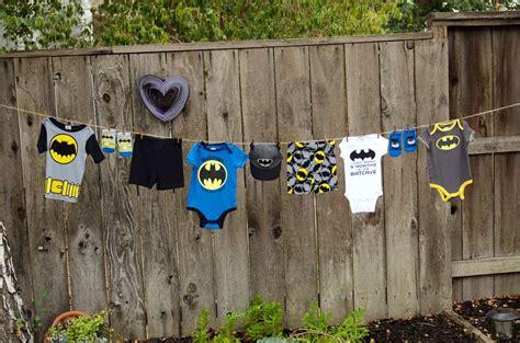 baby batman baby shower ideas photo 1 of 35