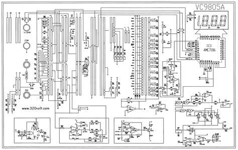 multimetre oelcue aleti semalari elektronik devreler projeler