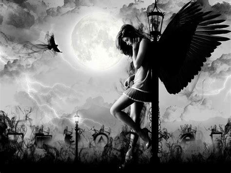 wallpaper hd black angel dark angel wallpapers wallpaper cave