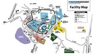 track maps mazda raceway laguna seca