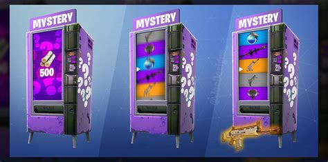 fortnite vending machine vending machine concept for fortnite battle royale
