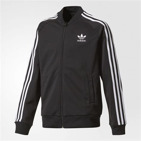 Jaket Tracker Adidas by Adidas Youth Sst Track Jacket Black Adidas Canada