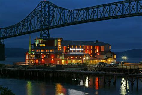 pier hotel real food traveler cannery pier hotel astoria oregon
