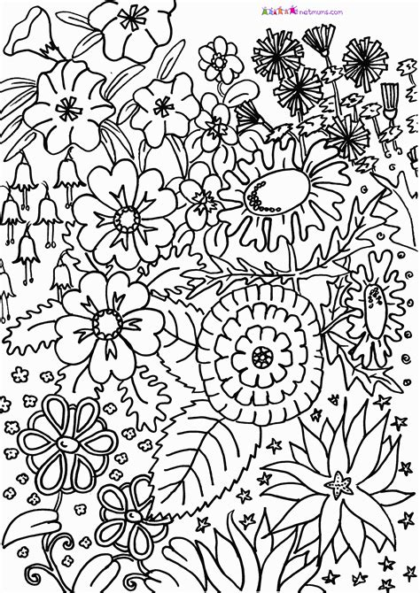 mandala flower coloring pages difficult 14 pics of flower coloring pages printable flower