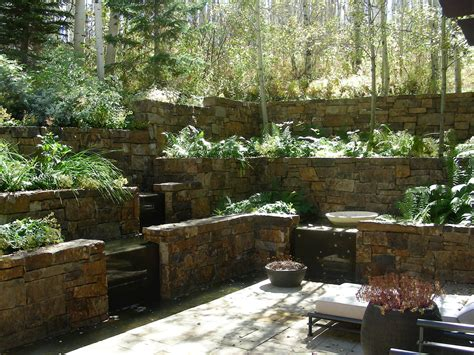 backyard terrace natural home designs sweet terrace garden design