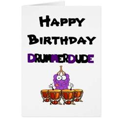 birthday quotes for drummers quotesgram