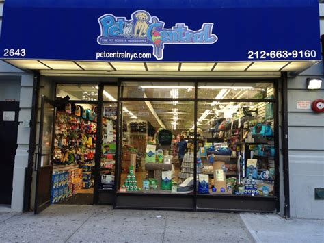 pet central pet shops 2643 broadway manhattan valley