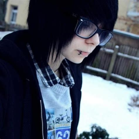 emo hairstyles with glasses 42 best images about cute emo girls boys with glasses on
