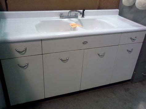 white metal kitchen cabinets kitchen sink home design