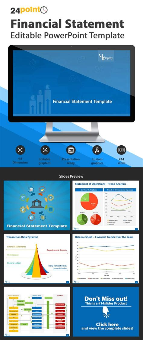 Financial Statement Powerpoint Template Use Our 13 Slide Financial Statement Powerpoint Financial Report Powerpoint Presentation Template