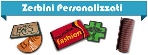 zerbini personalizzati on line prezzi zerbini