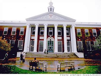 Cost Of Mba Harvard by Top 25 Mba Programs In The U S Harvard 1 Fortune
