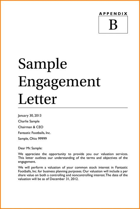 letter of engagement template for bookkeeper bookkeeping engagement letter exle bookkeeping