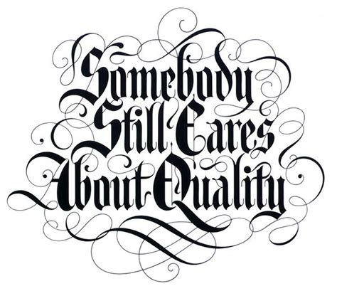 tattoo lettering net font print blackletter scripts 1980 1995 on typography served typo