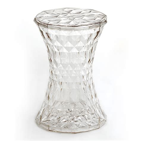 kartell stool clear design3000