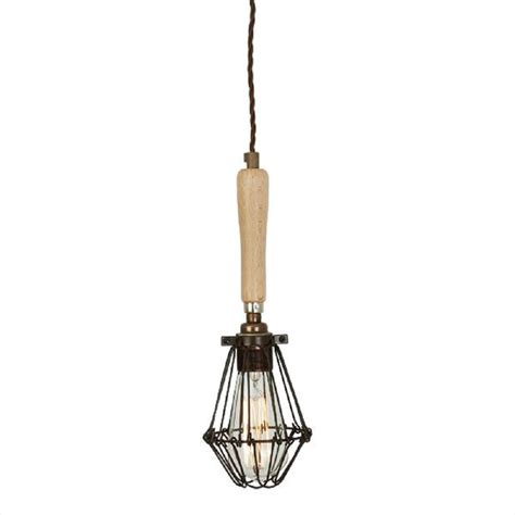 Industrial Style Pendant Lights Vintage Industrial Style Hanging Ceiling Pendant Light On Braided Cable