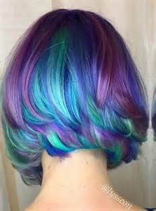 underneath hair color 25 best ideas about purple underneath hair on