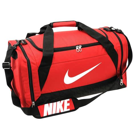 nike brasilia 6 medium grip duffle bag sports bag