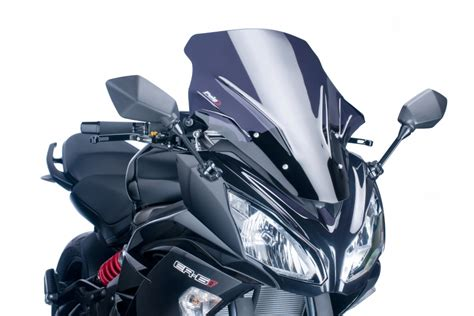 Visor R15 Windshield R15 Pelangi visor windscreen windshield er6f puig isle motoland