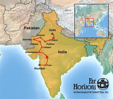 Hotel Eagle Eye Udaipur India Asia india tour through gujarat and rajasthan far horizons