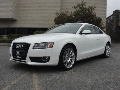 2011 audi warranty purchase used beautiful 2011 audi a5 2 0t quattro only