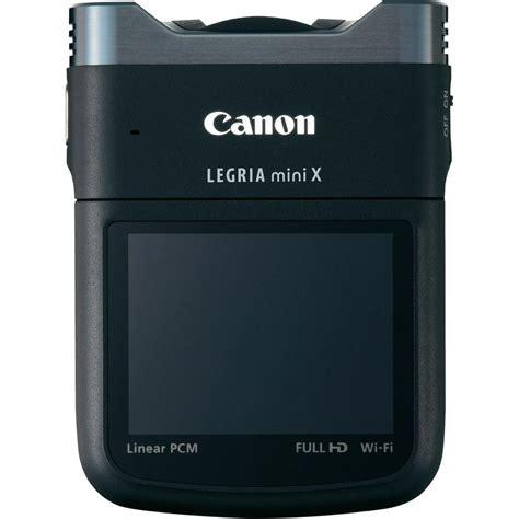 mini x canon legria mini x camcorder im conrad shop 1093781