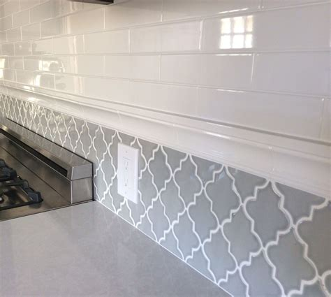 where to buy kitchen backsplash tile backsplash in my new kitchen subway tiles and arabesque