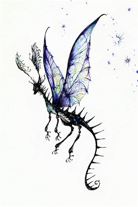 dragon fairy tattoo designs by neokale on deviantart