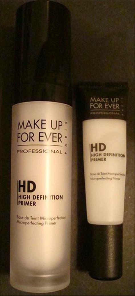 Make Up Forever Hd Primer Make Up For Hd High Definition Primer Review