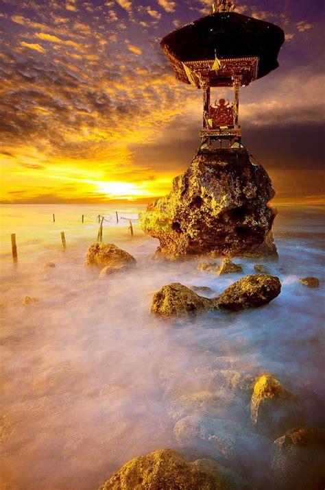 ocean temple location  nusa penida island bali