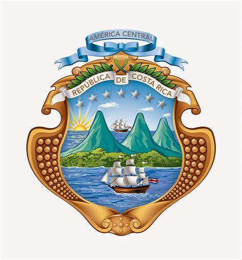 imagenes simbolos patrios costa rica ideama sur 225 dise 241 o escudo de costa rica