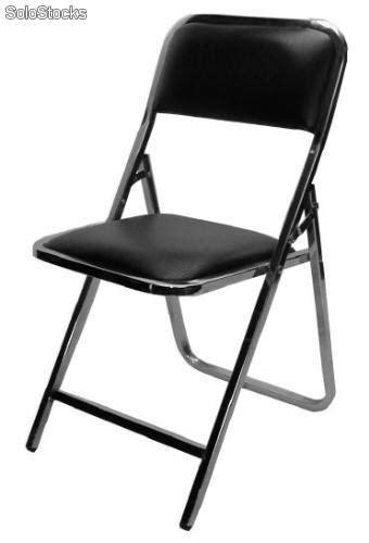 sillas plegables acojinadas silla plegable acojinada reforzada